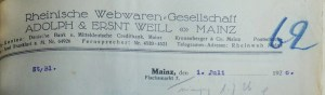 Judenhaus Wiesbaden Bahnhofstr. 46 Babette Weil David Frieda