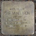Felix Goldstein, Helene Wreschner Goldstein, Berthold Goldstein, Judenhaus Wiesbaden, Hermannstr. 17