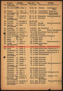 Claire Klara Freudman, Alfons Freudmann, Irma Freudmann, Oskar Freudmann, Regina Freudmann Hanau, Judenhaus Adelheidstr. 94, Wiesbaden