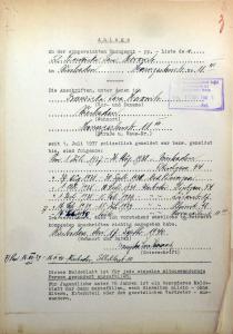 Franziska Horowitz Stummer, Rywa Horowitz Stummer, Judenhaus Wiesbaden Herrngartenstr. 11