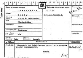 Sali Löwenstein,