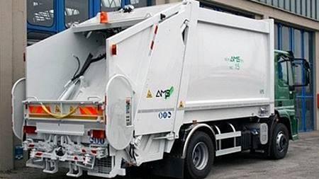 Aviso do servizo de recollida de lixo