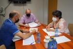 Medio Rural comprométese a levar ao Ministerio a declaración de Moeche como zona de montaña para efectos da PAC