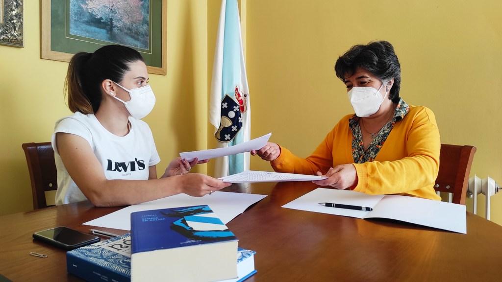 O Concello subscribe o convenio de colaboración cun Festival Irmandiño adaptado á situación sanitaria