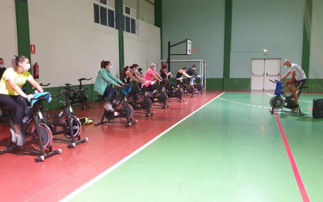 Comezan as escolas deportivas con boa participación