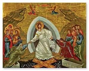 Jezus Zijn opstanding