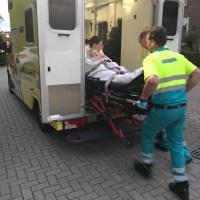 Met de ambulance naar de SEH