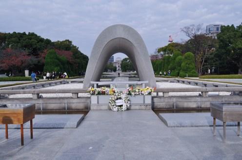 Hirsohima Memorial
