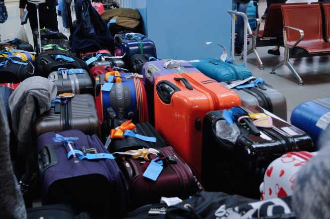 luggage problems