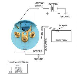 marine fuel gauge wiring diagram - Wiring Diagram