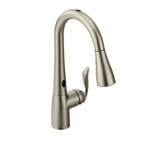 how to install a kitchen faucet moen