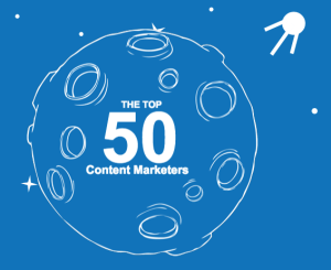 Kapost's top 50 content marketers