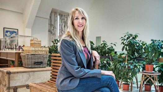 Wethouder Liesbeth van Tongeren Buurtgesprek Moerwijk Energietransitie Moerwijk Coöperatie Neo de Bono