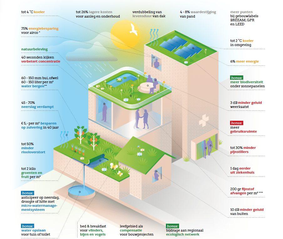 Duurzame daken na Loosduinen ook in Moerwijk?