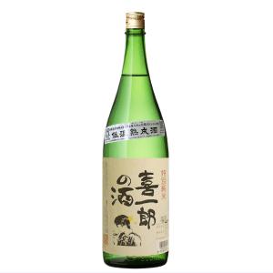 喜久水 喜一郎の酒 特別純米 1800ml