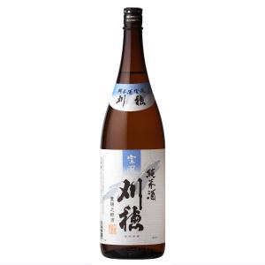 刈穂 純米 宝風 1800ml