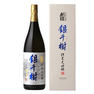 刈穂 銀千樹 純米大吟醸 1800ml
