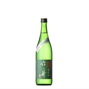 刈穂限定酒 純米吟醸六舟中取り生原酒 720ml