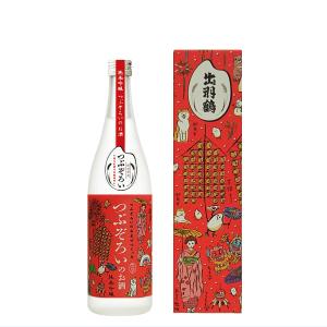 出羽鶴限定酒 純米吟醸 つぶぞろいのお酒 720ml