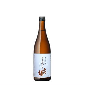 千代緑限定酒 ちよみどり 辛口純米 生酒 720ml