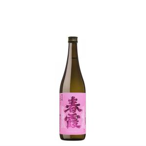 春霞限定酒 純米酒 春限定ラベル 720ml