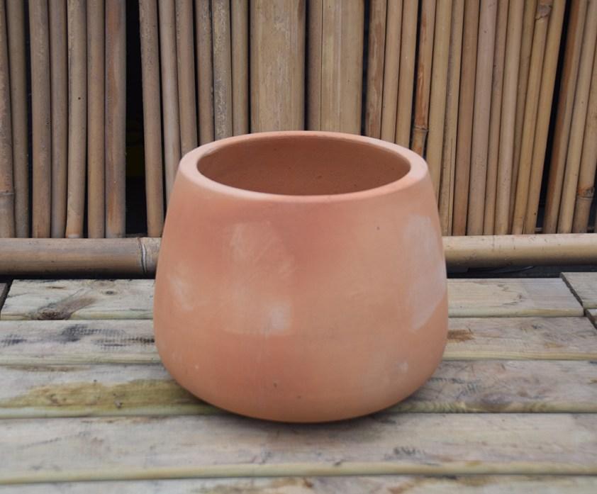 terracotta krukke