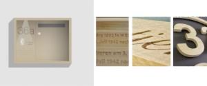 Briefkasten Holz, 950 Euro