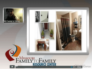 Screenshot: Focusing on Housing, An Array of Options webinar screen
