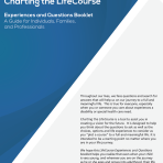 Charting the LifeCourse: Experiences & Questions Booklet