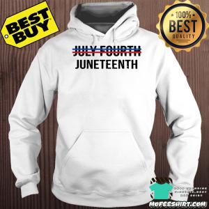 July Fourth Juneteenth shirt