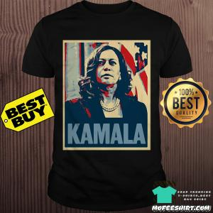 Kamala Harris 2020 poster youth shirt
