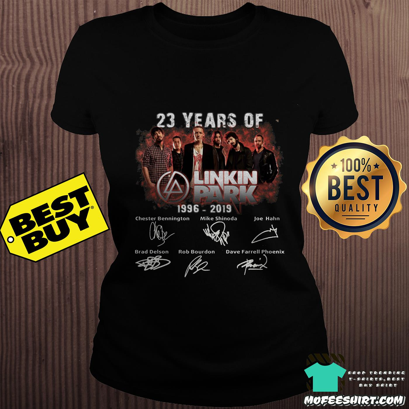 Sale 20 Official 23 Years Of Linkin Park 1996 2019