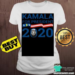 Kamala Harris 2020  American flag political shirt