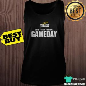 2019 Toledo Football Gameday Central shirt