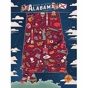 Alabama Puzzle
