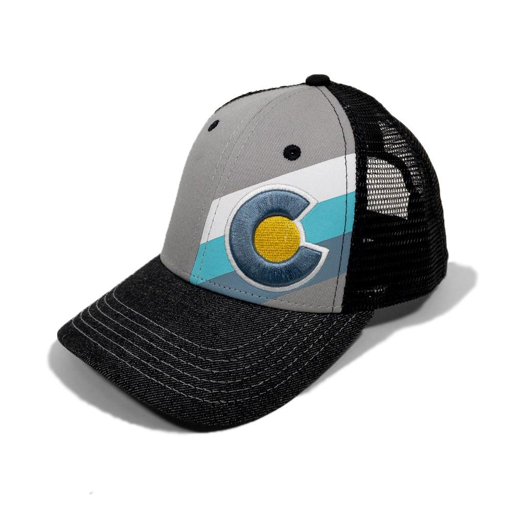 Incline Roundhouse-Trucker Hat
