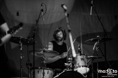 July Talk headlining Saturday night at Wapiti Festival 2014- 9th August 2014