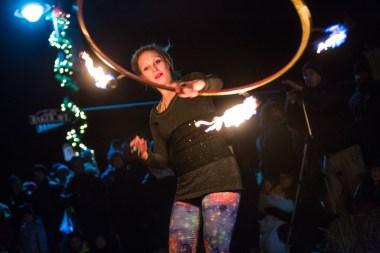 Northern Lights Lantern Festival - Fernie - 21 November 2014