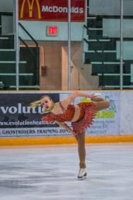 30th January 2015 - 2015 East Kootenay Region Figure Skating Championships