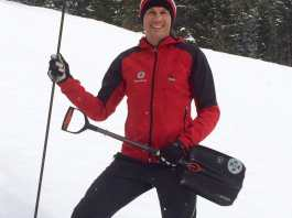 Philipp Oberladstätter, Bergrettung Alpbach