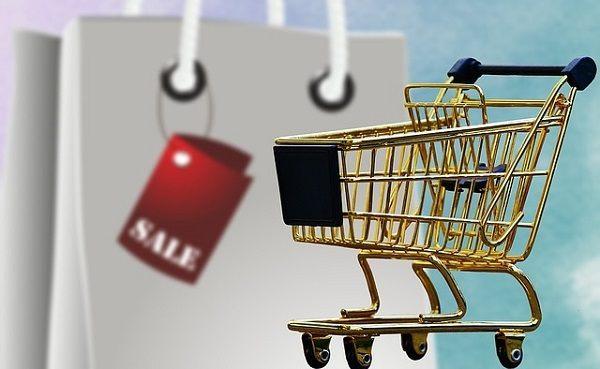 ショッピングカート 買い物