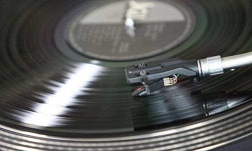 回転 レコード