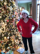 Feeling healthy ready to celebrate the holidays with my family.