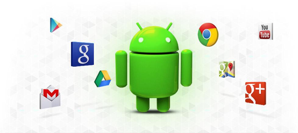 android向けGoogleアプリ