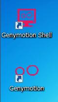 Genymotion_デスクトップアイコン