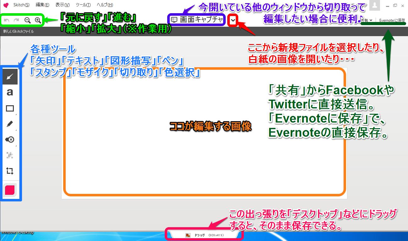 Skitch_編集画面の説明