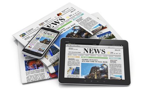ニュース,新聞,スマートフォン,タブレット