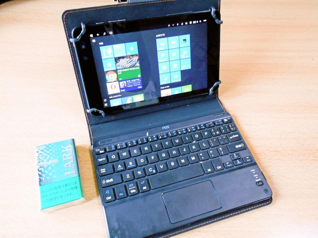 F.G.S-タッチ式汎用Bluetoothキーボード_アイキャッチ
