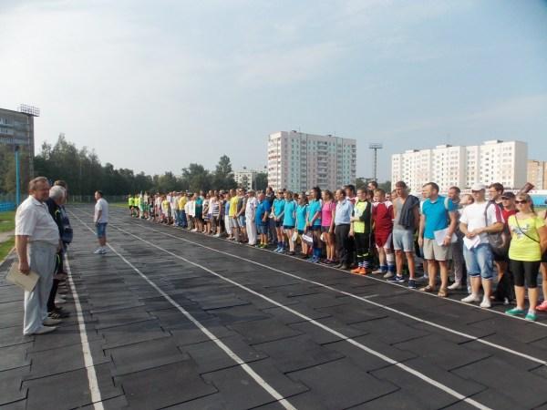Областная Спартакиада зональные соревнования