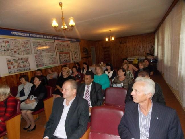 Обсуждение Комплекса мер по реализации в системе ФПБ основных положений Программы социально-экономического развития Республики Беларусь на 2016-2020 годы Кричев семинар-учёба